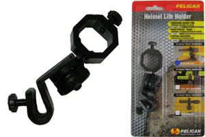 Cowboy Hard Hat Clip-on Light Holder