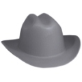 Cowboy Hard Hat Jackson Safety Gray 3010945