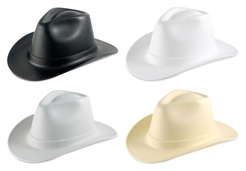 Cowboy Hard Hat OccuNomix Vulcan 4 Colors